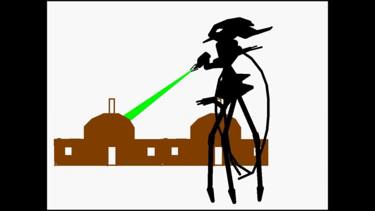 1280x720 War Of The Worlds Clipart