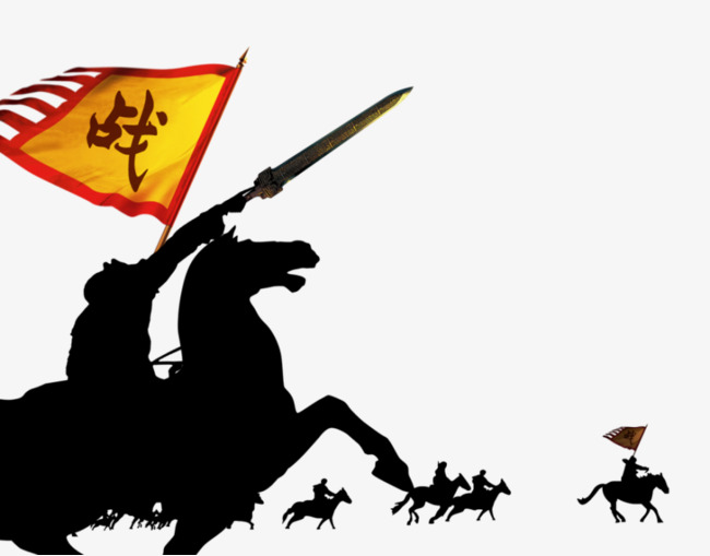 650x509 Riding Holding Banners, Horse Riding, Battle Flag, War Png Image
