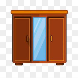 260x261 Blue Storage Closet, Cloth Wardrobe, Blue, Product Kind Png Image