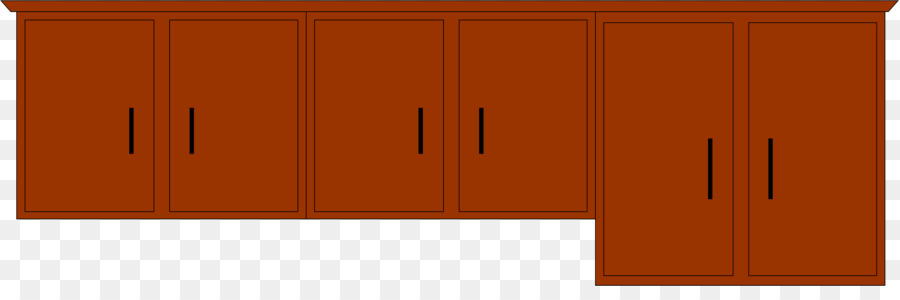 900x300 Wardrobe Cupboard Kitchen Cabinet Clip Art