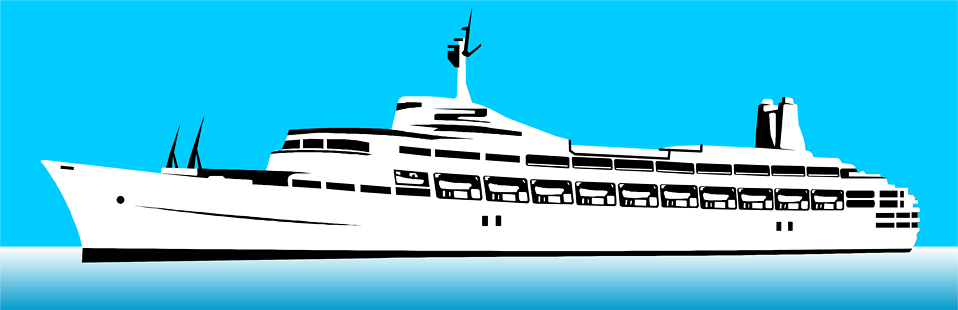 958x310 Cruise Ship River Cruise Clipart Clipartfox