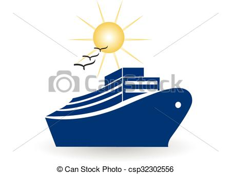 450x340 Luxury Cruise Ship Vector Clip Art Illustrations. 2,574 Luxury