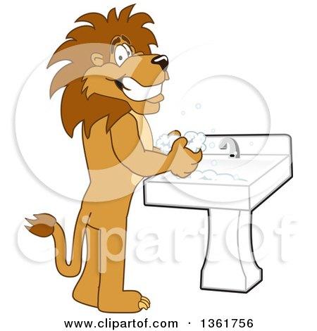 450x470 Royalty Free (Rf) Hand Washing Clipart, Illustrations, Vector
