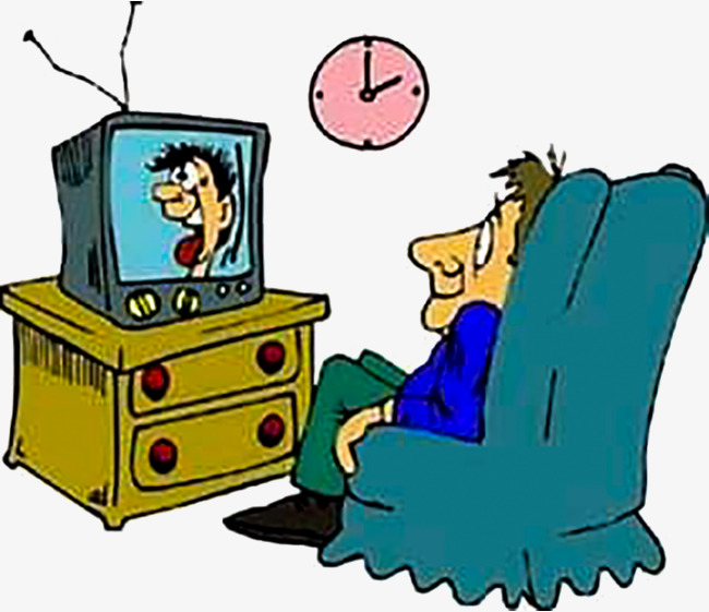 650x561 Men Watch Tv, Watch Tv, Family Watching Tv, Stay Png Image