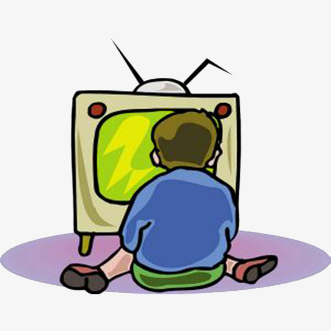 650x651 Children Watch Tv, Boys Watch Tv, Family Watching Tv Png Image