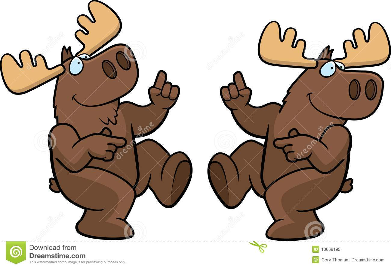 1300x893 Moose Mouth Clipart