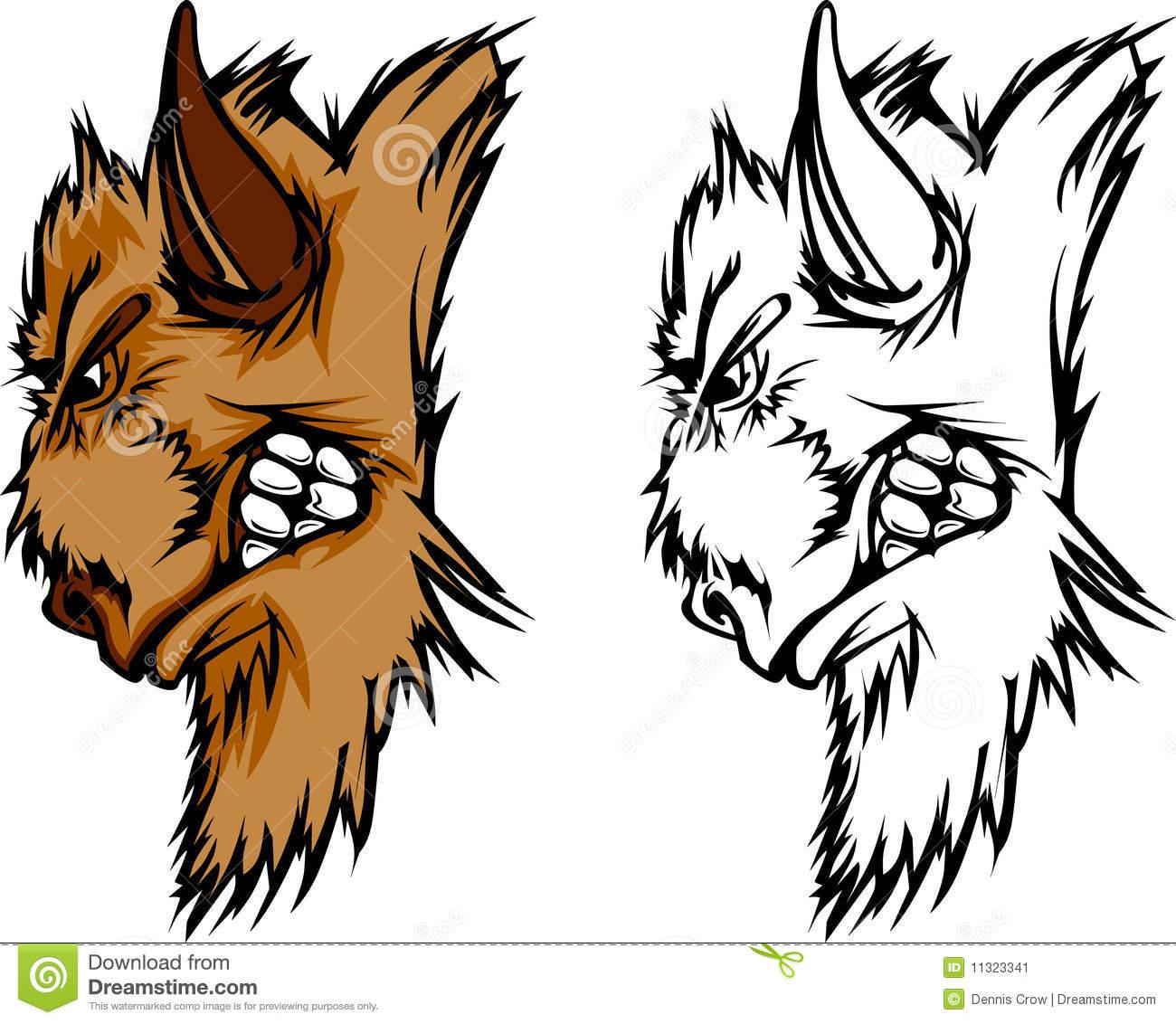 1300x1132 Bison Clipart Mascot