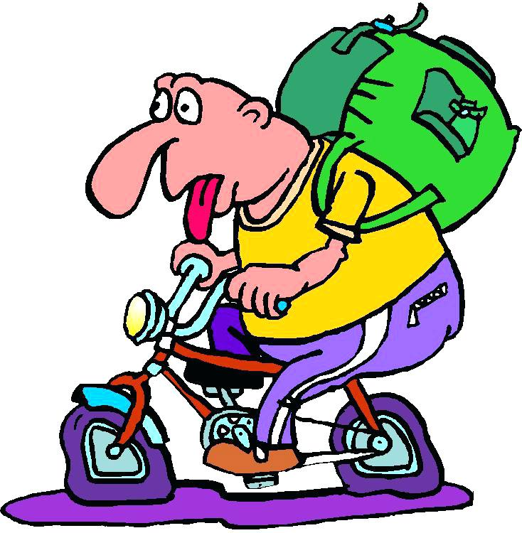 734x750 Cyclist Clip Art Funny Cyclist 1 Funny Cycling Clipart