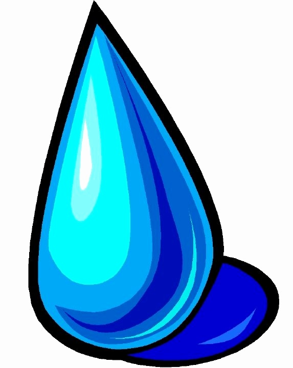 573x720 Water Cycle New Water Drop Clip Art Clipart Best Drops