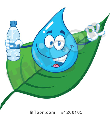 450x470 Water Drop Clipart