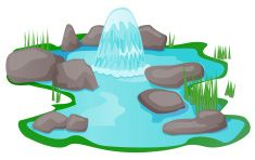 235x148 Water Fountain Png Clipart Clipart Water Fountains