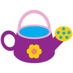 236x236 Watering Can Clip Art Gardening Clipart Image Clip Art