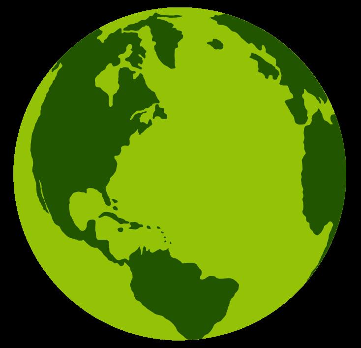 734x707 Green Earth