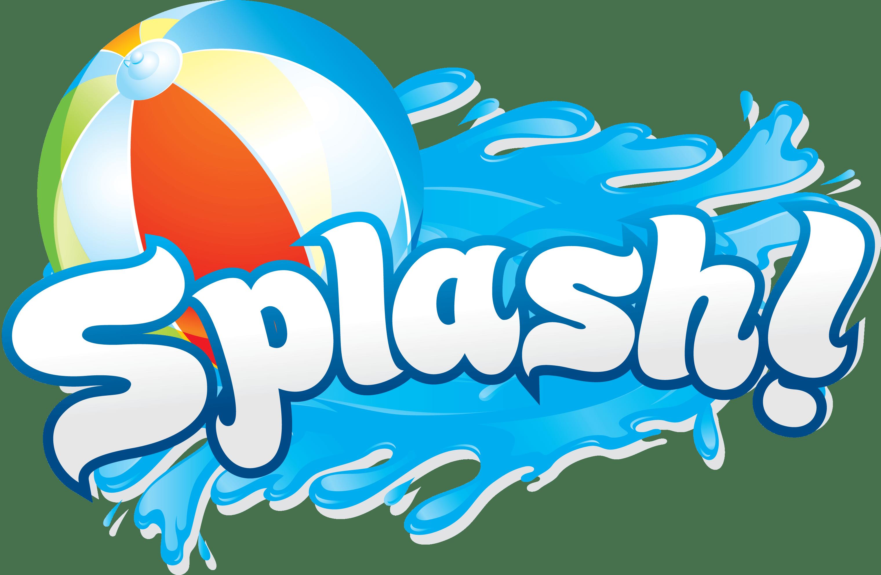 3040x1984 Borde De Clip Clip De Pool Splash Pool Party Clip