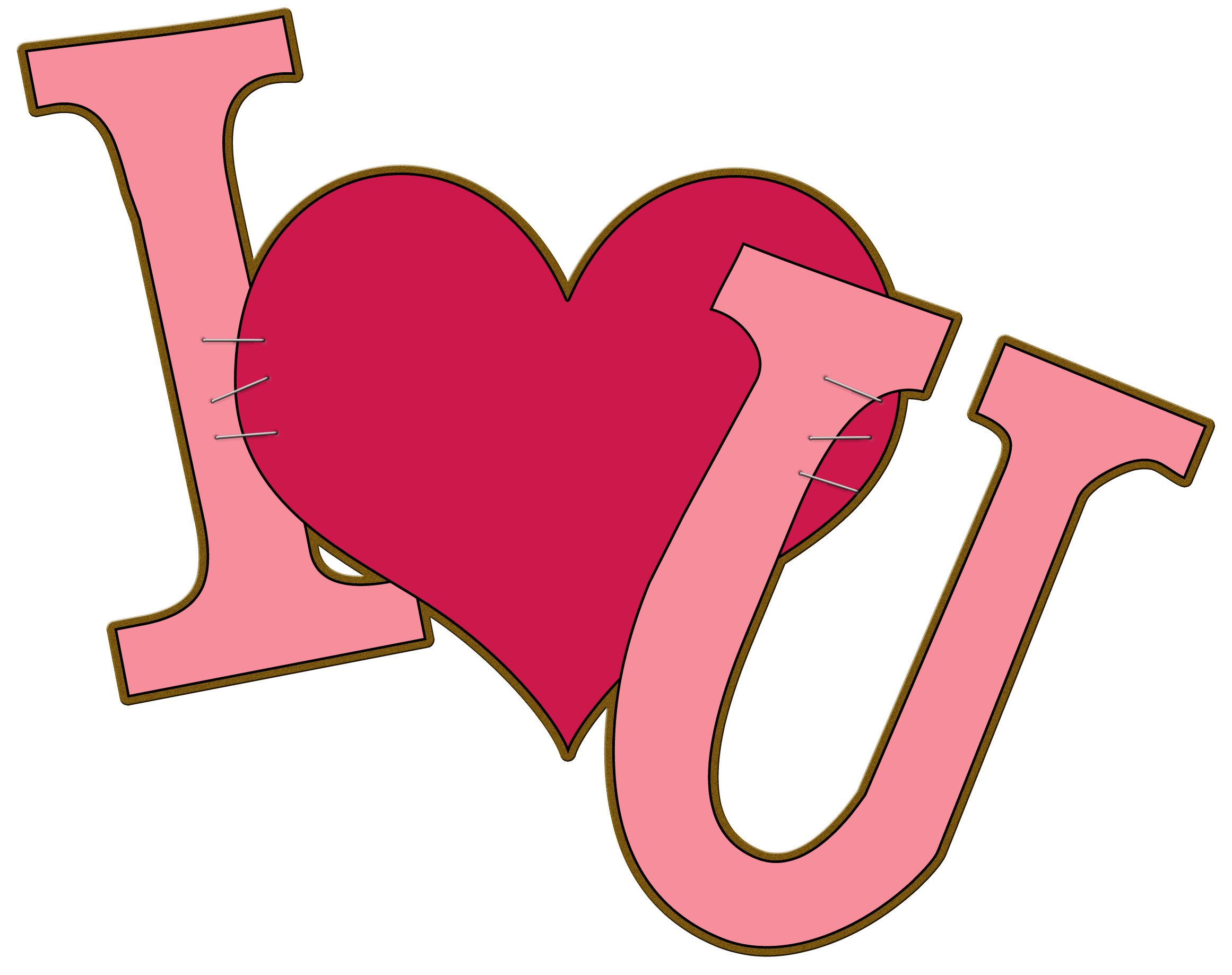 2322x1837 I Love You Mom Clipart