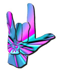 236x282 I Love You Sign Language Clipart Clipart Panda