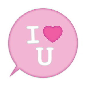 300x300 I Love You Love You Clipart Clipart