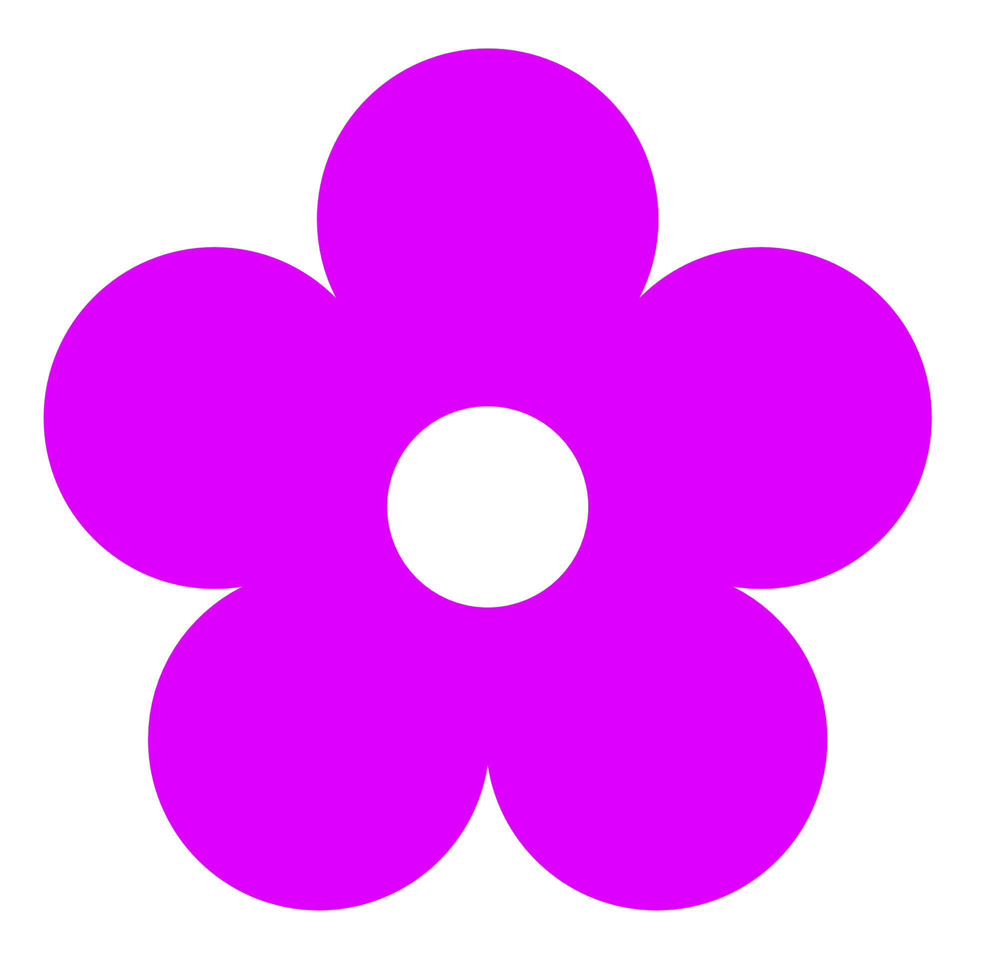 1969x1952 Light Purple Flowers Clip Art