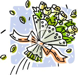 Wedding Bouquet Clipart At Getdrawings Com Free For Personal Use