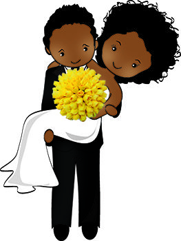 263x350 111 best Trouwen Clipart images on Pinterest Wedding cards