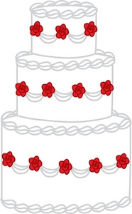 186x300 Free Cake Clipart Image 0071 0903 1511 2420 Food Clipart