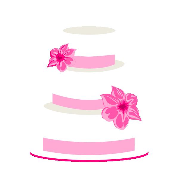 600x600 Wedding Cake Clip Art