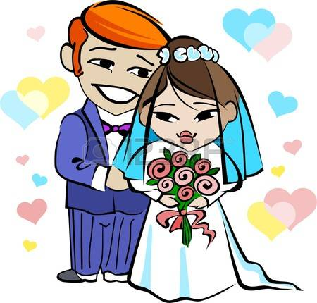 450x430 Collection Of Newly Married Clipart High Quality, Free