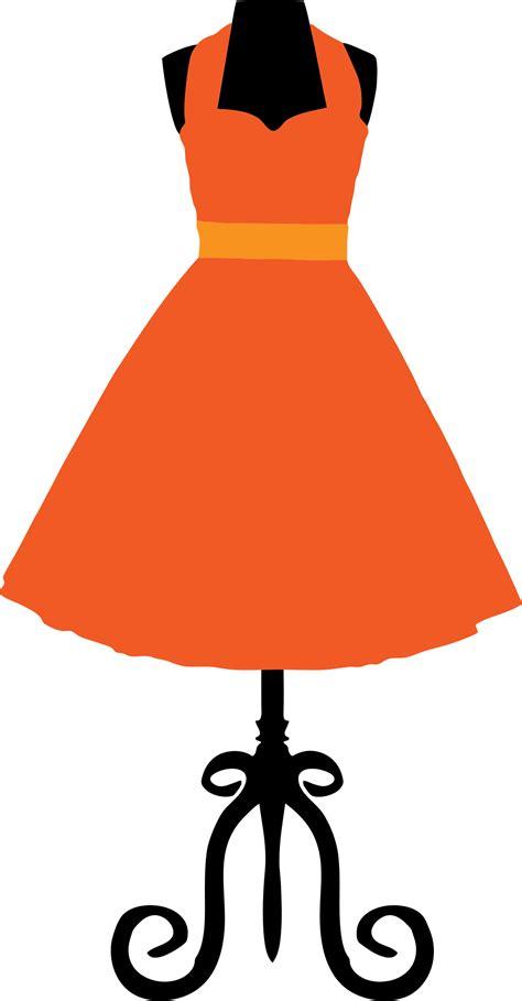 474x909 Clip Art 1950s Wedding Dress
