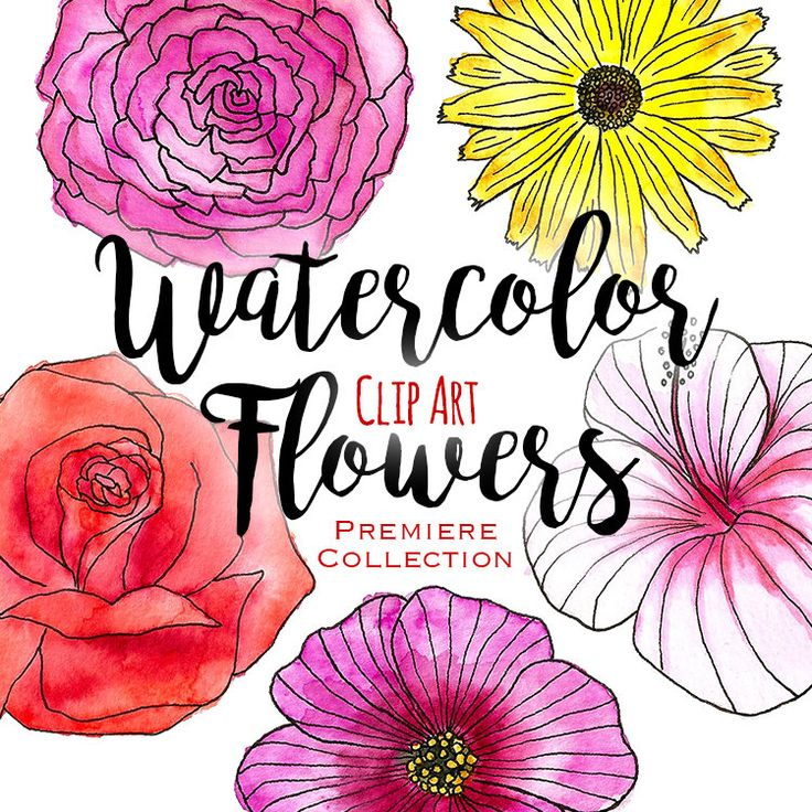 Wedding Flowers Clipart