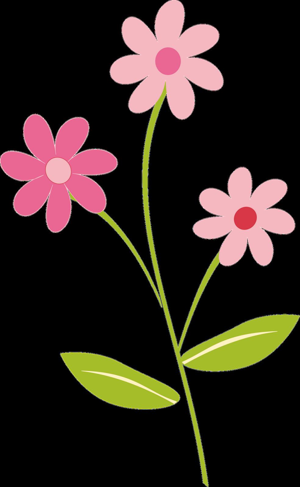 984x1600 Flowers Clip Art Border Png
