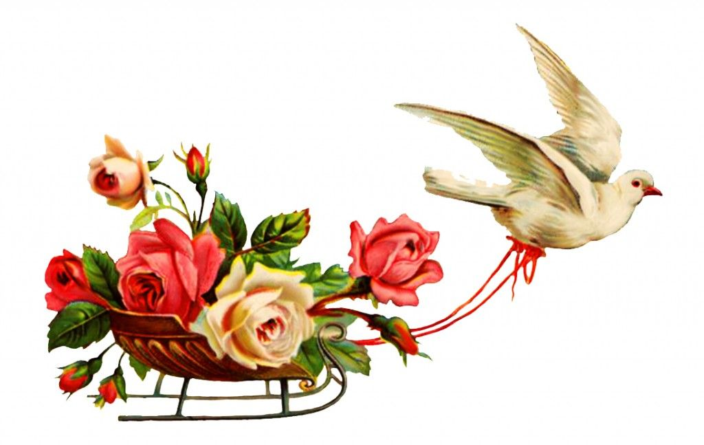 1024x647 Vintage Wedding Flowers Lt3 Lt3 Decoupage Free