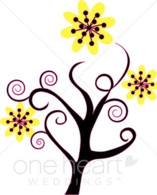 312x388 Yellow Ivy Flower Clipart Elegant Wedding Flower Sketches