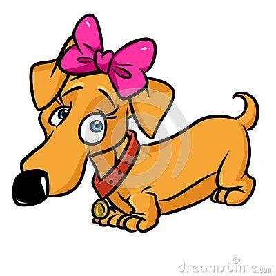 Weenie Dog Clipart
