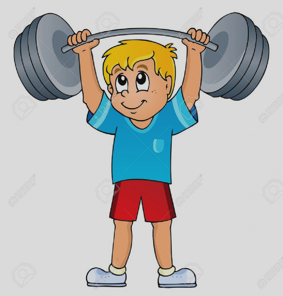 901x940 Gallery Weight Lifting Clip Art Sport And Gym Theme Royalty Free