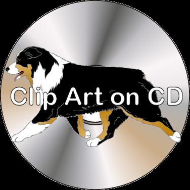 376x376 Australian Shepherd Shop Argostar Dog Art