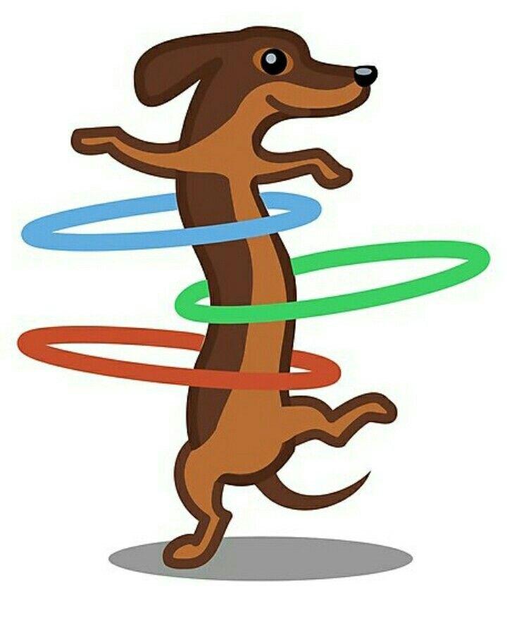 Weiner Dog Clipart