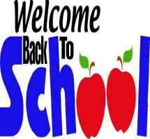 215x200 Collection Of Welcome Back To School Clipart High Quality