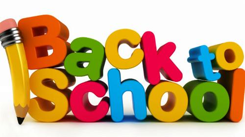 500x280 Welcome Back School Clipart Gallery Pictures Clip Art