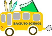 200x140 Clipart Back To School School Clipart Welcome Back To School