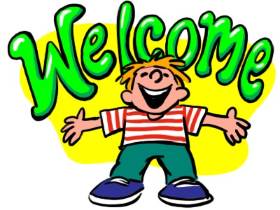 400x300 Free Welcome Home Clipart