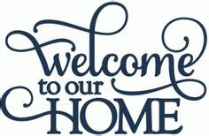 236x154 Welcome To Our Home Clip Art