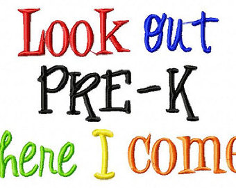340x270 Welcome To Pre K Clipart