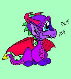 Welsh Dragon Clipart