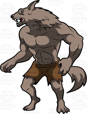 werewolf clipart at getdrawings com free for personal use werewolf rh getdrawings com female werewolf clipart werewolf clip art public domain