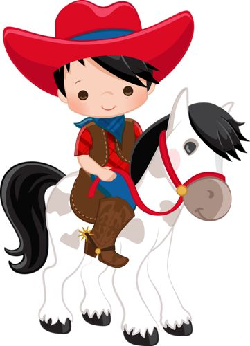 361x500 Cowboy And Cowgirl Clipart Cowboy Clipart Handkerchief 12
