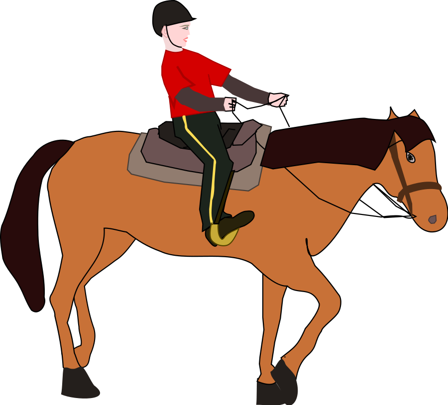 900x814 Collection Of Western Horse Riding Clipart High Quality