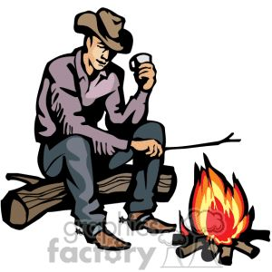 300x300 46 Best Western Images On Bonfires, Camping Ideas