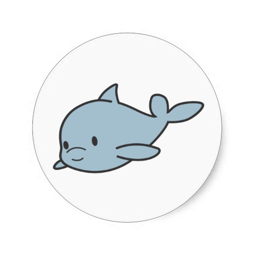 512x512 Blue Whale Clipart Cute Baby Dolphin Free Collection Download