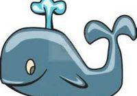200x140 Blue Whale Clipart Ba Whale Clip Art Little Light Blue Whale Clip