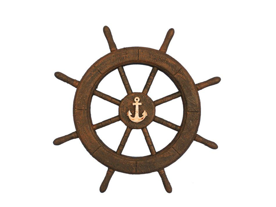 950x713 Ship Wheel Steering Wheel Clip Art Chadholtz